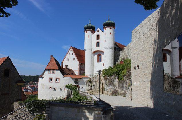 Maiers Hotel Parsberg Burg Parsberg